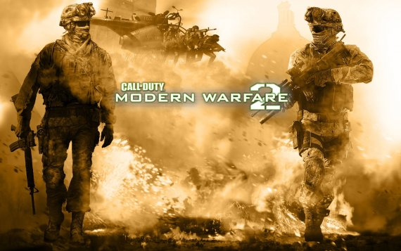 Купить ключ Call of Duty: Modern Warfare 2