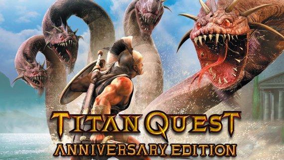 Купить ключ Titan Quest Anniversary Edition