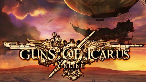 Купить ключ Guns of Icarus Online