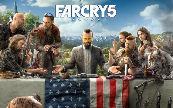 Купить ключ Far Cry 5