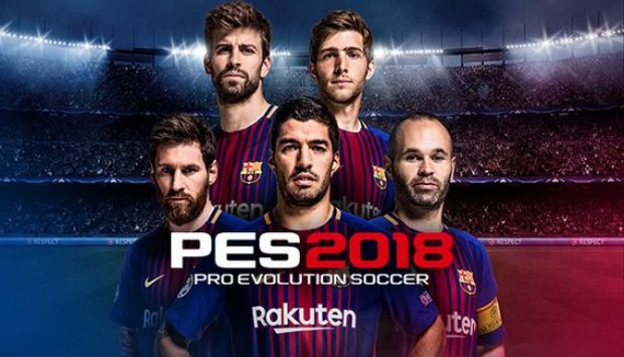 Купить ключ Pro Evolution Soccer 2018
