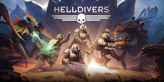 Купить ключ Helldivers