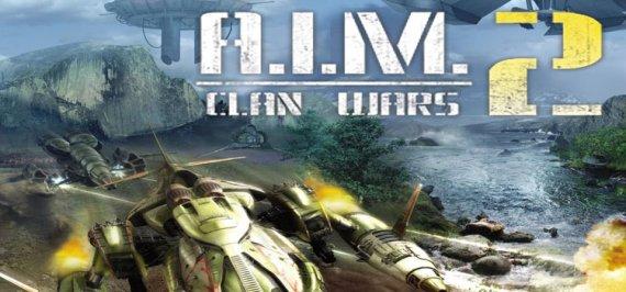 Купить ключ A.I.M.2 Clan Wars