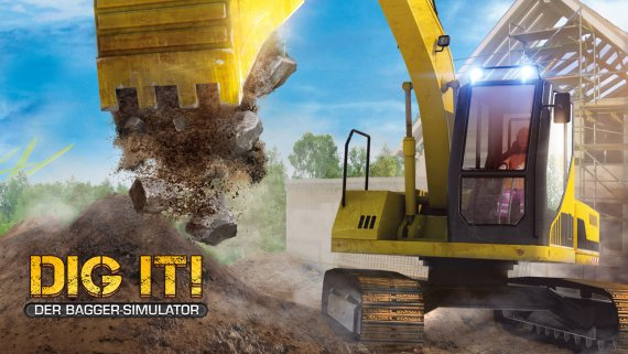 Купить ключ DIG IT! — A Digger Simulator