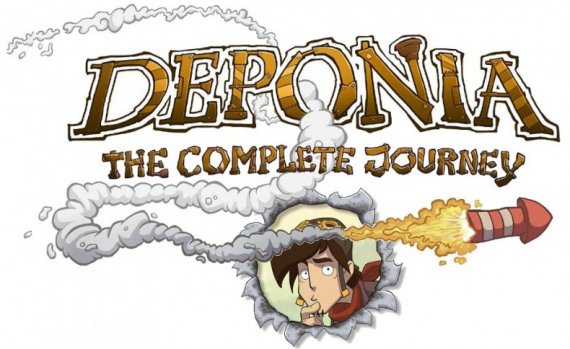 Купить ключ Deponia The Complete Journey