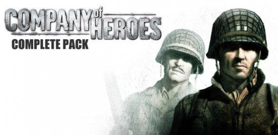Купить ключ Company of Heroes Complete Pack