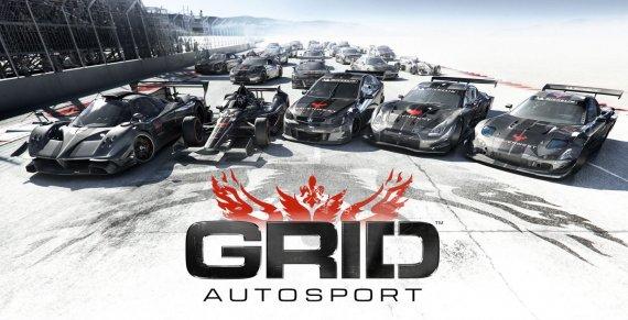 Купить ключ Grid Autosport