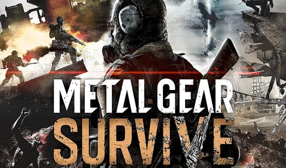 Купить ключ Metal Gear Survive