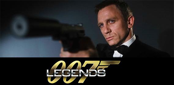 Купить ключ 007 Legends