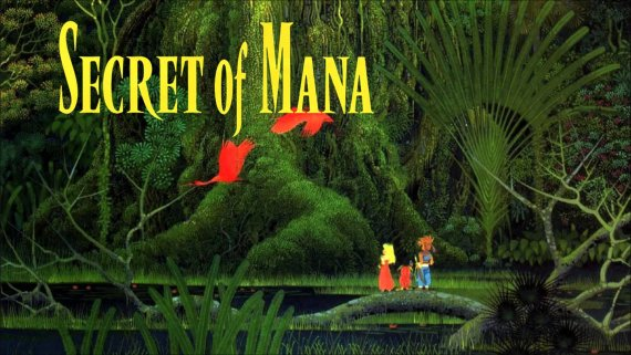 Купить ключ Secret of Mana
