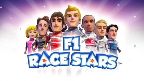 Купить ключ F1 Race Stars
