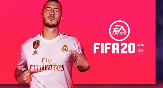 Купить ключ FIFA 20